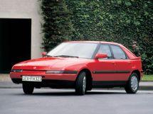 Mazda 323F 1989, лифтбек, 1 поколение, BG