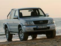 Mazda B-Series рестайлинг 2002, пикап, 5 поколение, UN
