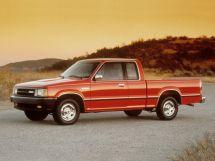 Mazda B-Series 1985, пикап, 4 поколение, UF