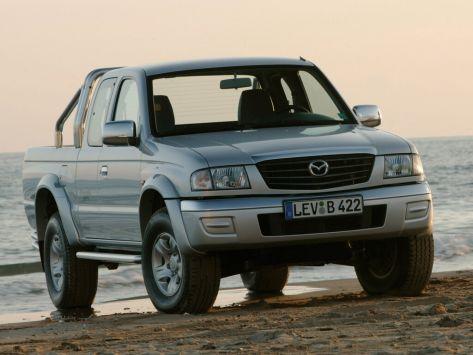 Mazda B-Series (UN) 08.2002 - 11.2006
