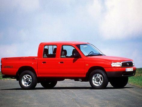 Mazda B-Series (UN) 05.1998 - 11.2002