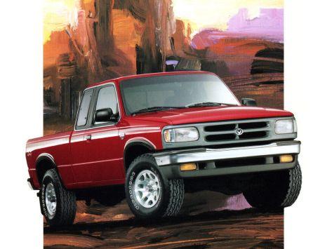Mazda B-Series (UF) 01.1985 - 04.1998