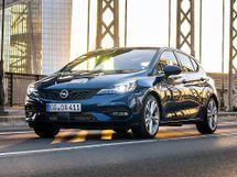 Opel Astra рестайлинг 2019, хэтчбек 5 дв., 5 поколение, K