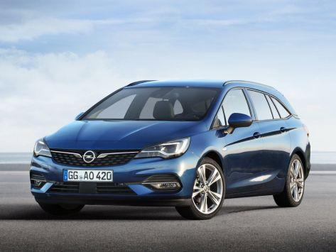 Opel Astra (K) 09.2019 -  н.в.