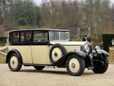 Rolls-Royce 20/25  11.1929 - 12.1936