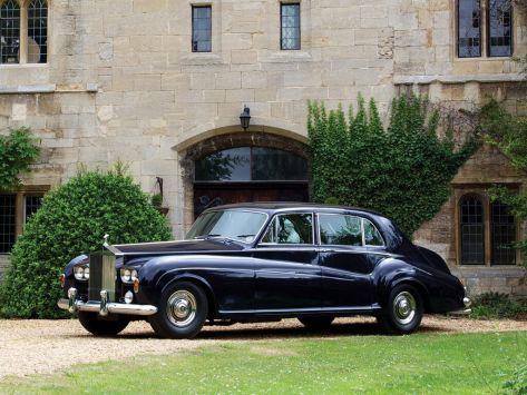 Rolls-Royce Phantom  01.1959 - 01.1968
