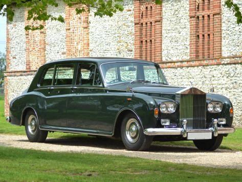 Rolls-Royce Phantom  02.1968 - 01.1990