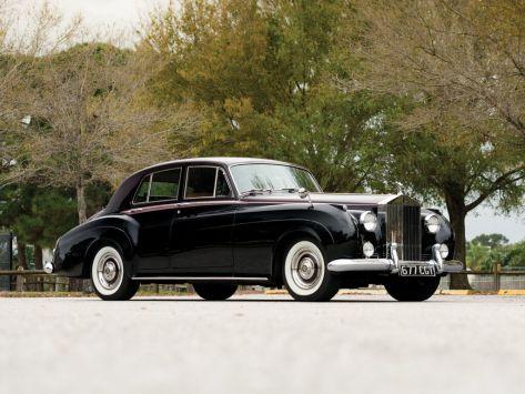 Rolls-Royce Silver Cloud  01.1959 - 08.1962