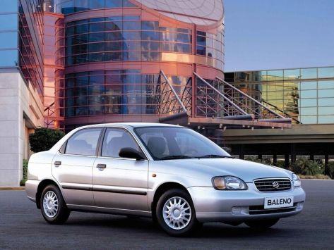 Suzuki Baleno  08.1998 - 03.2002