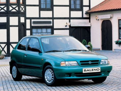 Suzuki Baleno  03.1995 - 09.1997