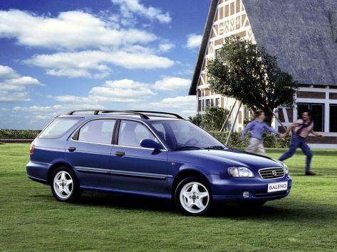 Suzuki Baleno  08.1998 - 08.2002
