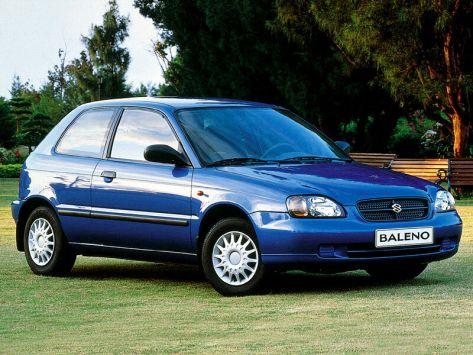 Suzuki Baleno  10.1998 - 08.2002
