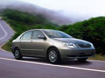 Toyota Corolla 9 поколение, 08.2000 - 08.2002, Седан