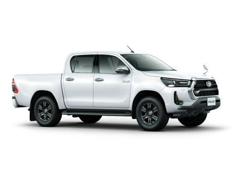 Toyota Hilux Pick Up (AN120) 08.2020 -  н.в.