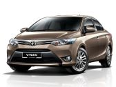 Toyota Vios XP150