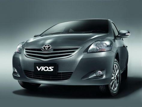 Toyota Vios XP90