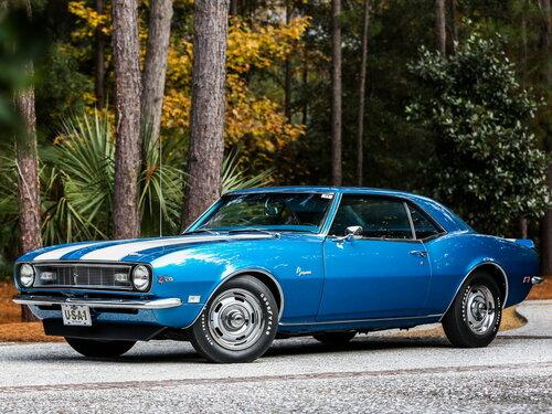 Chevrolet Camaro 1966 - 1969