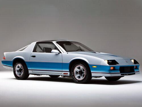Chevrolet Camaro 1981 - 1984