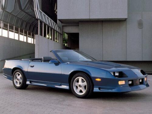 Chevrolet Camaro 1990 - 1992