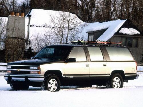 Chevrolet Suburban 1990 - 1994