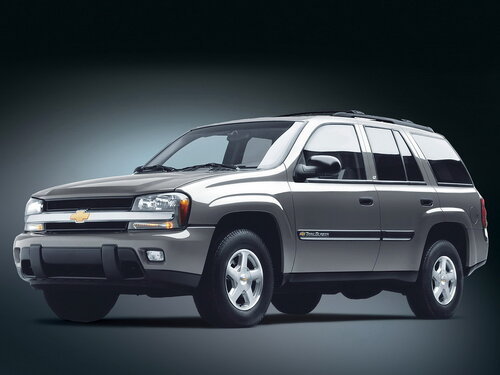 Chevrolet TrailBlazer 2001 - 2005