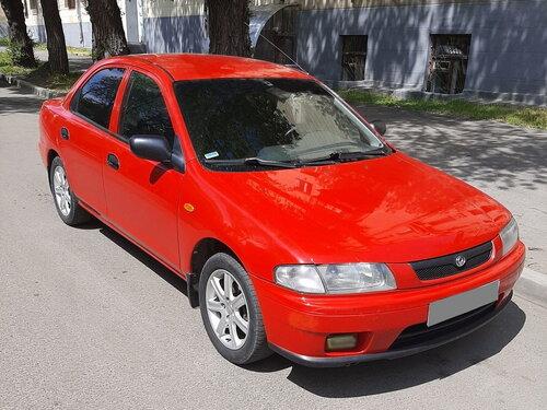 Mazda 323 1996 - 1998