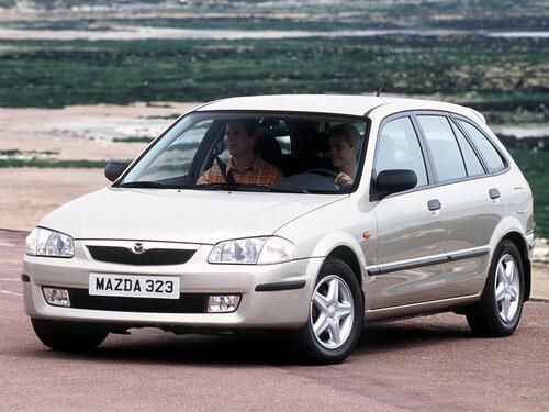 Mazda 323F 1998 - 2000