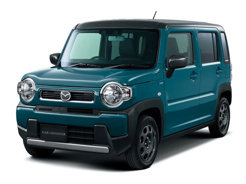 Mazda Flair Crossover 2020