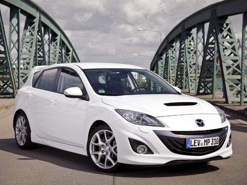 Mazda Mazda3 MPS 2011 - 2013