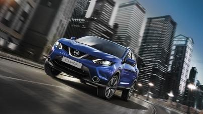 Nissan Qashqai по специальной программе «Простые числа» от Nissan Finance с выгодной ставкой 0,1% на 2 года