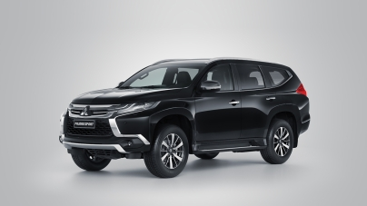 Mitsubishi Pajero Sport по специальной цене от 2 379 000 рублей