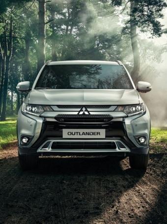 Mitsubishi Outlander по специальной цене от 1 559 000 рублей