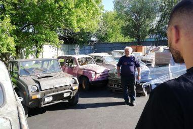 В Москве появится еще один музей с автомобилями
