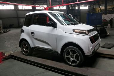 Минпромтог назвал сроки появления в продаже электромобилей Zetta
