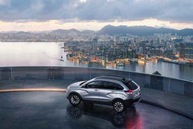 СМИ: АвтоВАЗ готовит новую спецверсию Lada XRAY Cross