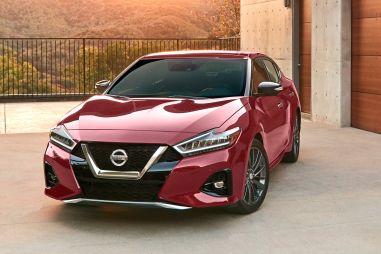 Седан Nissan Maxima будет заменен электромобилем в 2022 году