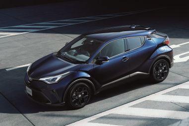 Toyota представила обновленный кроссовер C-HR
