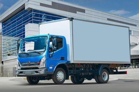 На производство грузовика с китайской кабиной ГАЗ получил льготный кредит от Минпромторга