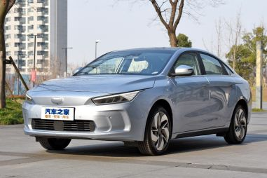 Электромобили Geely начнут выпускать в Беларуси уже в 2021-м