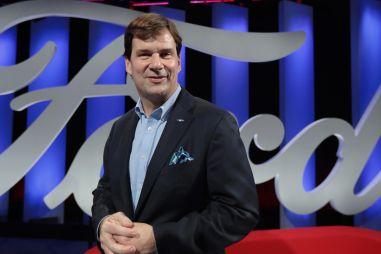 Новым главой Ford стал кузен известного американского комика