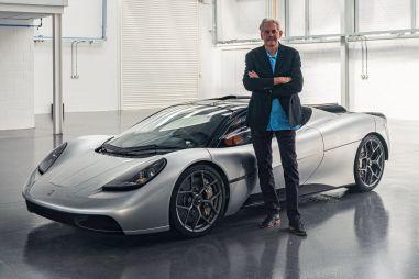 Создатель McLaren F1 представил революционный гиперкар с крутящимся до 12 000 об/мин V12