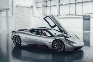 Создатель McLaren F1 представил революционный гиперкар атмосферным V12 и «механикой»