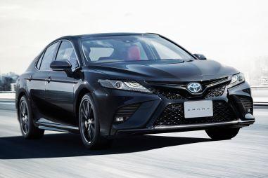 Toyota обновила Camry и представила спецверсию в честь 40-летия