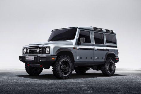 Лондонский суд не нашел ничего уникального в старом Land Rover Defender