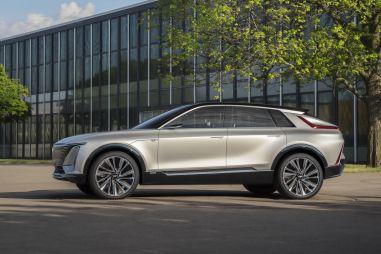 Какими станут будущие модели Cadillac: фото