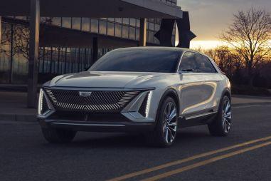 Cadillac показал дизайн своих будущих моделей