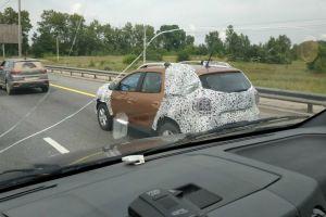 Renault Duster нового поколения начали испытывать в России (ФОТО)