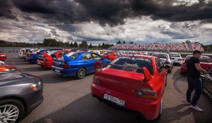 Автоспорт в Подмосковье: анонс на 8 августа