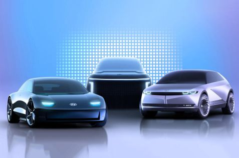 Все электромобили Hyundai теперь будут называться Ioniq