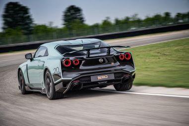 Озвучена новая дата выхода следующего Nissan GT-R